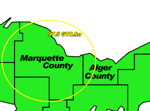 GTO Coverage Map